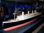 Model of R M S Titanic