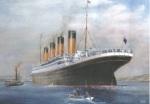 Titanic in QueensTown