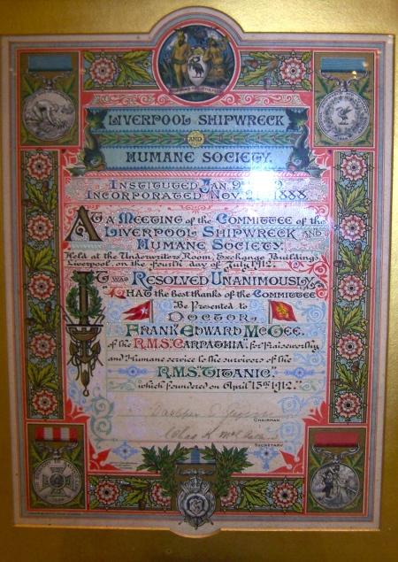 Liverpool Shipwreck & Humane Society