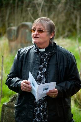 Reverend Janice Murray