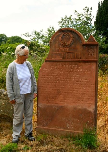 Mrs Arnott d. John Lowthian Bell