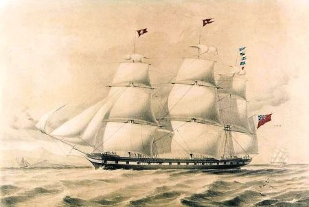 The Clipper RMS Taylor