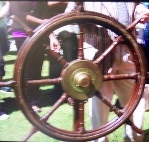 Steering or Ships Wheel