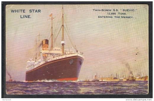 SS Suevic
