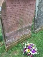 Joseph Bell Memorial 15th April 2019
