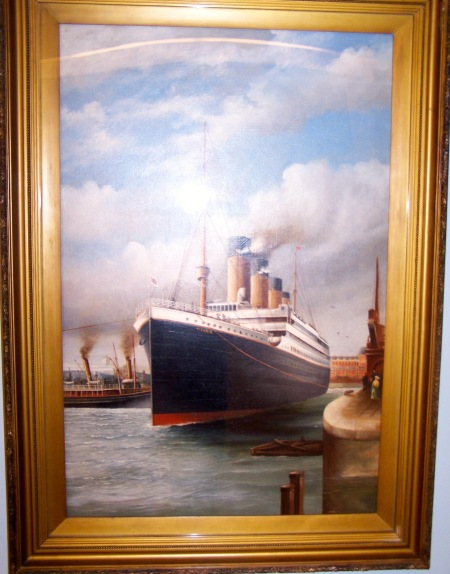 R.M.S. Titanic 1912